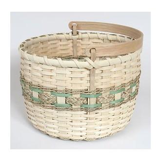Garden Basket Kit with Swing Handle