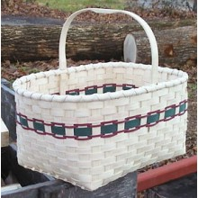 Melissa's Basket -- Pattern Sheet