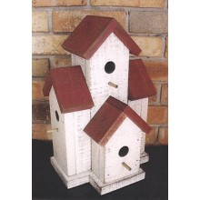 Small Condo Birdhouse - Woodworking Pattern