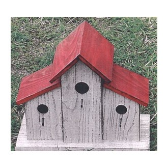 Barn Birdhouse - Woodworking Pattern