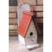 Chickadee Birdhouse - Woodworking Pattern