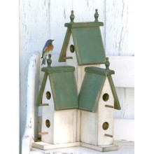 Victorian Birdhouse - Woodworking Pattern