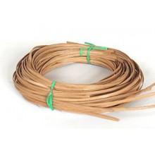 ".25 lb. - 11/64"" Flat Reed DYED 'Oak'--1/4 lb. bundle"
