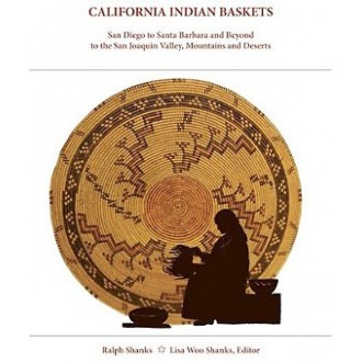 California Indian Baskets by Ralph Shanks