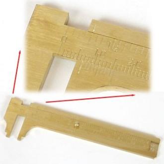 4 inch Brass Caliper