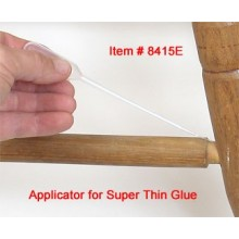 Applicator for Super Thin Glue - Supply is Limited.