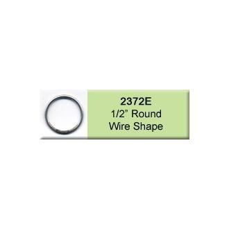 1/2 inch Round Wire Shape