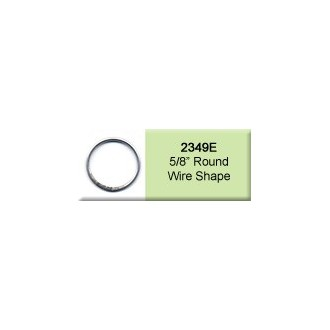 5/8 inch Round Wire Shape