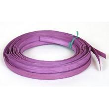 """.25 lb. - 1/2"""" Flat Lilac DYED--1/4 lb. bundle"""