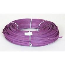 """1 lb. - 1/4"""" Flat Lilac DYED--1 lb. bundle"""
