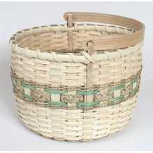 Special Quantity -- The Garden Basket with Swing Handle - Supplies for 6 Baskets