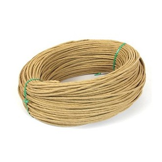 Golden 5/32 inch Fiber Rush -- TEMPORARILY OUT OF STOCK
