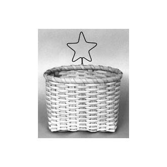 Napkin Basket Kit with Star Hanger