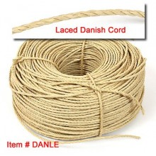 Danish Cord Laced - 2 lbs.