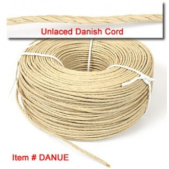 Danish Cord Unlaced - 2 lbs.