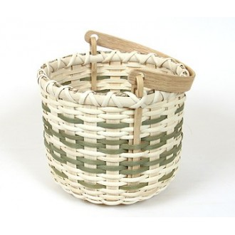 County Fair Basket -- Pattern Sheet