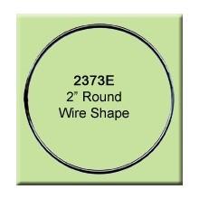 2 inch Round Wire Shape