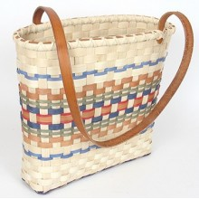 Summer Shoulder Bag -- Pattern Sheet