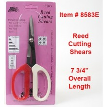 Reed Cutting Shears