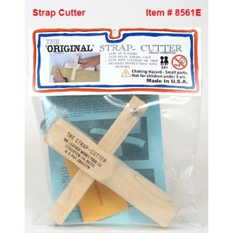 Strap Cutter for bark and leather