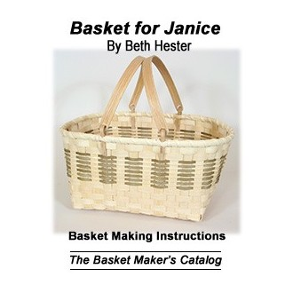 Basket for Janice Pattern for kindle