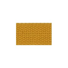 per yard - 1'' Harvest Gold Cotton Webbing