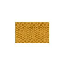 per yard - 1'' Harvest Gold Cotton Webbing
