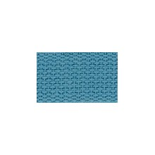 per yard - 1'' Sky Blue Cotton Webbing