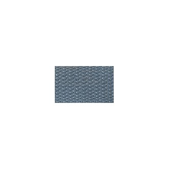 50 yard roll - 1'' Steel Blue Cotton Webbing