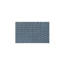 per yard - 1'' Steel Blue Cotton Webbing