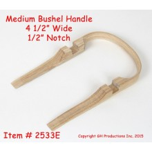 Medium Bushel Basket Handle