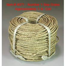 No. 1 Sea Grass - 1 lb. coil