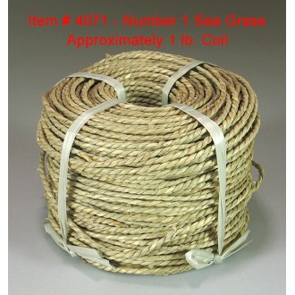 No. 1 Sea Grass - 1 lb. coil