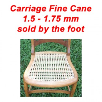 Carriage Fine Cane Sold by the Foot