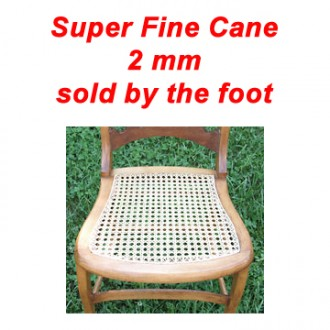Super Fine Cane sold by the foot