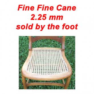 Fien fine Cane sold by the foot