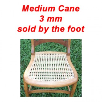 Medium Cane sold by the foot