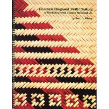 Choctaw Diagonal Twill Plaiting A Workshop with Claude Medford Jr.