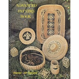 Advanced Pattern Book for Pine Needle Raffia Basketry