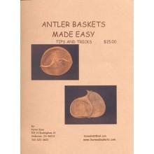 Antler Baskets Made Easy