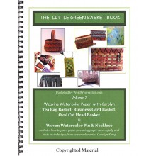 Vol. 2 Little Green Basket Book