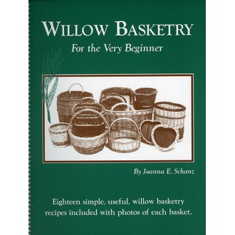 Willow Basketry for the Very Beginner