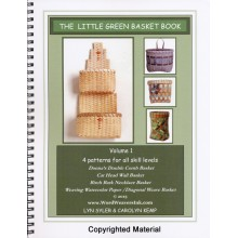 Vol. 1 Little Green Basket Book