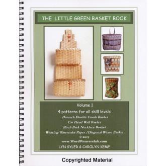 Little Green Basket Book - Vol. 1