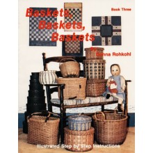 Baskets, Baskets, Baskets - Book Three