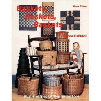 Baskets, Baskets, Baskets - Book Three