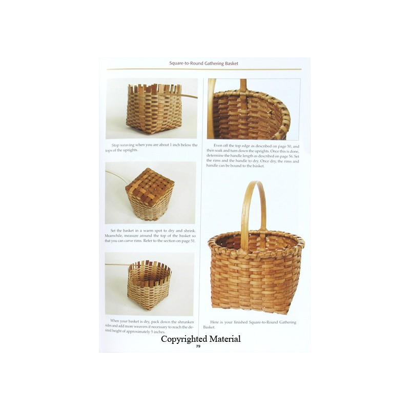 Black Ash Baskets