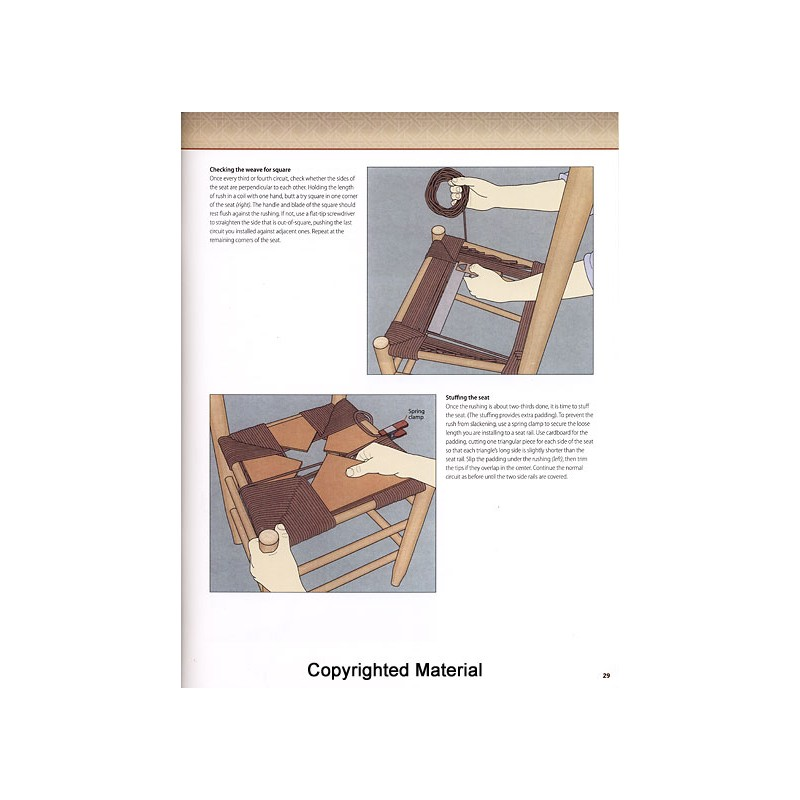 sc 1 st  The Basket Makeru0027s Catalog & Chair Caning and Seat Weaving