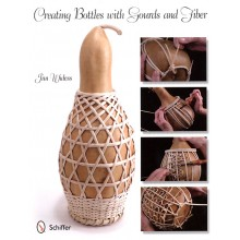 Creating Bottles with Gourds and Fiber