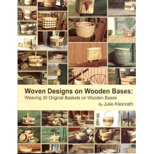 Woven Designs On Wooden Bases LIMITED